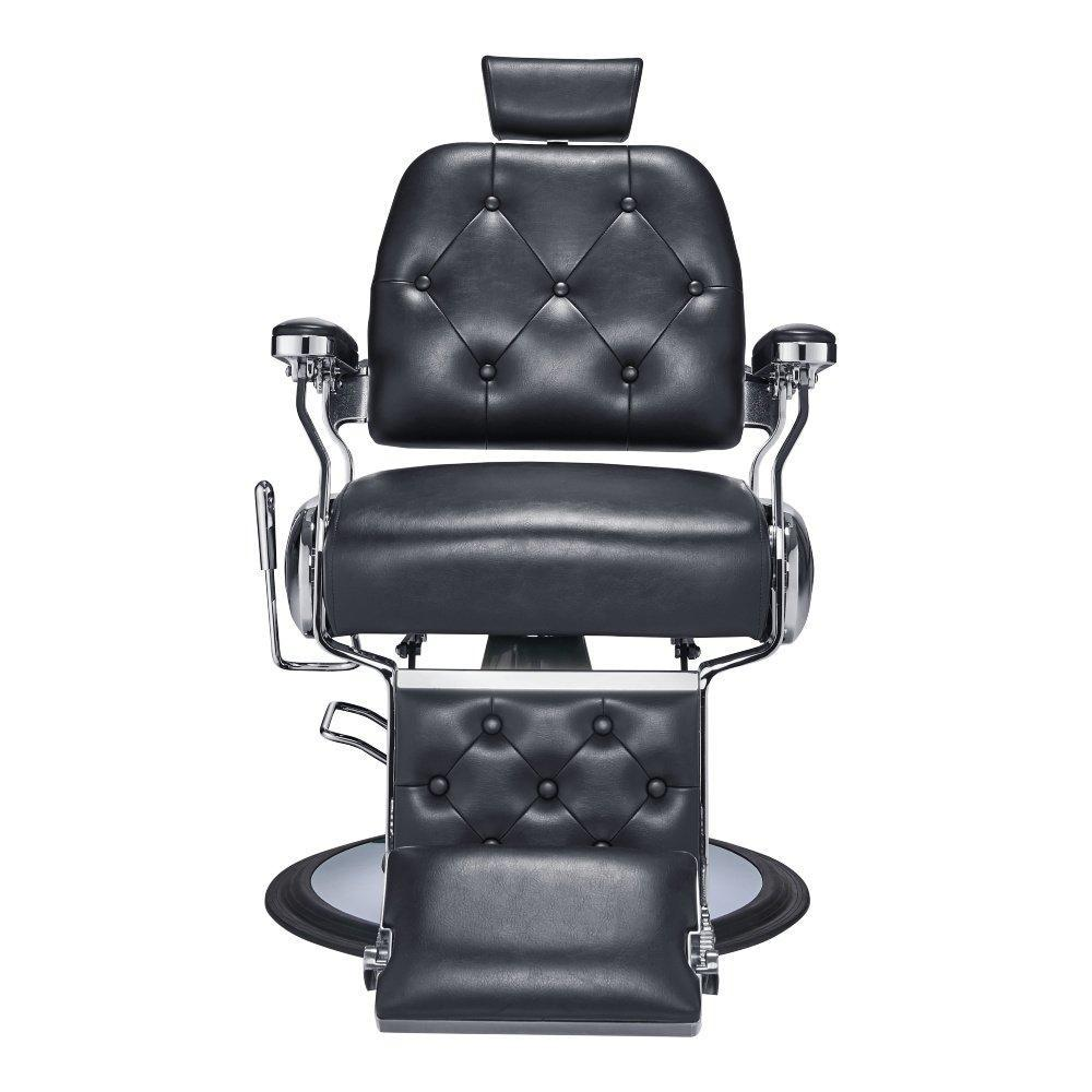 Titan Barber Chair Black - Barber Chairs