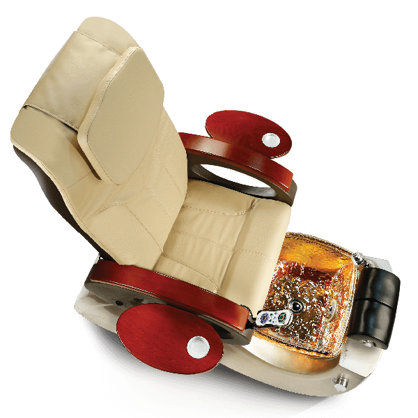 Toepia GX Pedicure Spa Chair with Optional Ventilation J&A USA - Pedicure Chairs