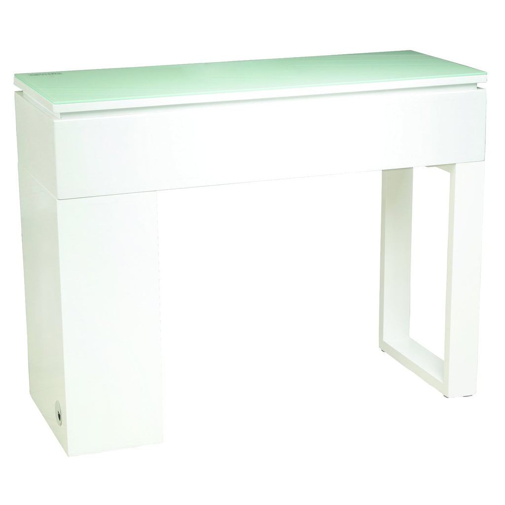Valentino Lux Nail Table without Air Filter Vent Whale Spa - Manicure Tables