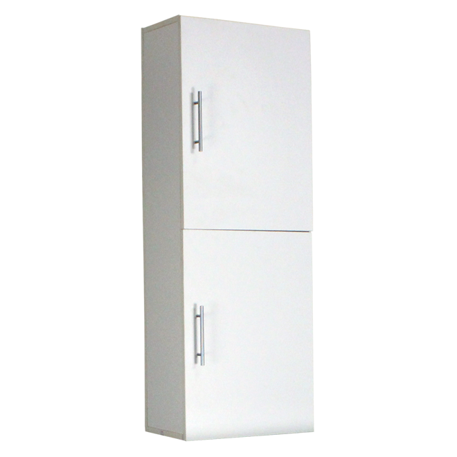 Vega Top Cabinet White Deco Salon - Cabinets