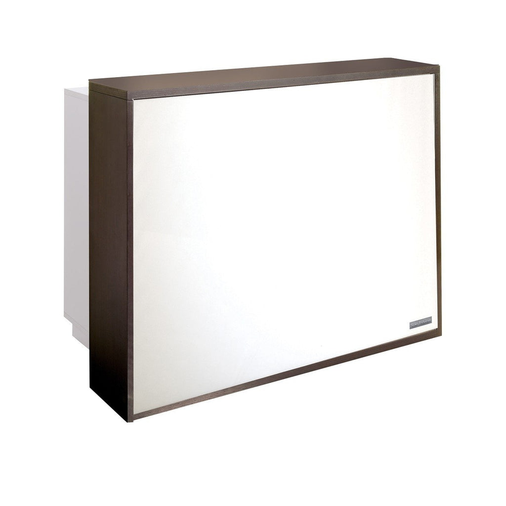 Venus Italian Reception Desk w/ LED Light Salon Ambience RD012 - Reception Desks
