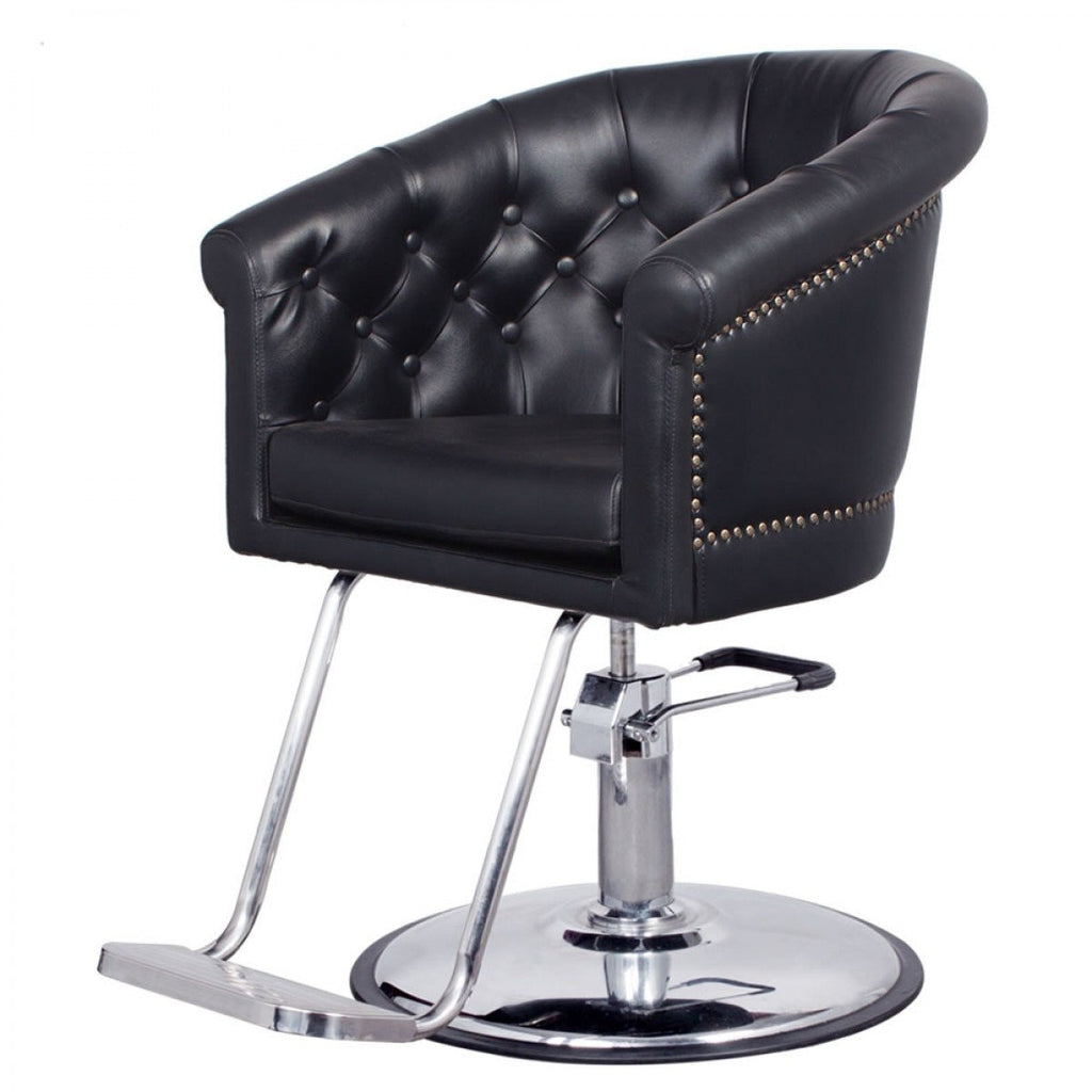 Vernazza Salon Styling Chair AGS Beauty - Styling Chairs