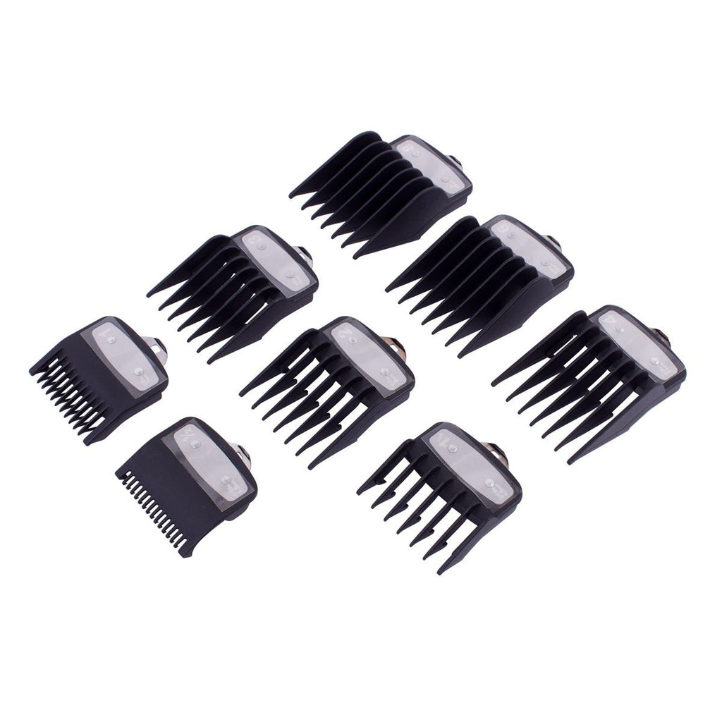 WAHL Hair Clipper Guards (8PCS/SET) AGS Beauty - Accessories