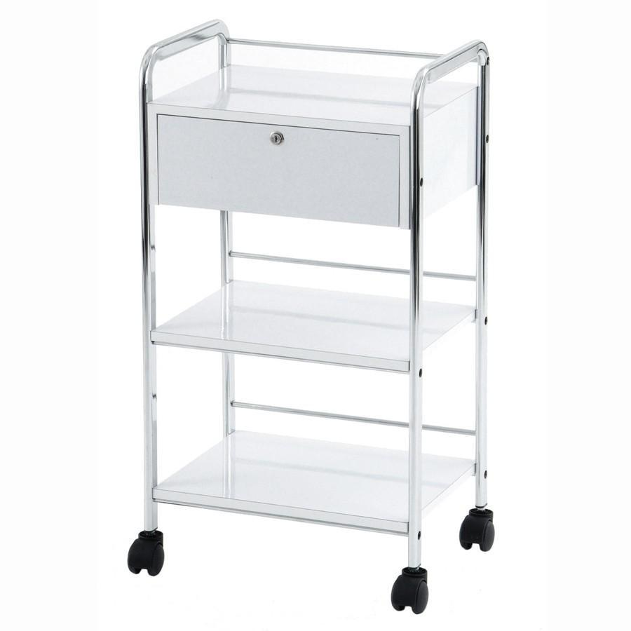 Waxing Trolley ZD-108A in White Whale Spa - Trolleys