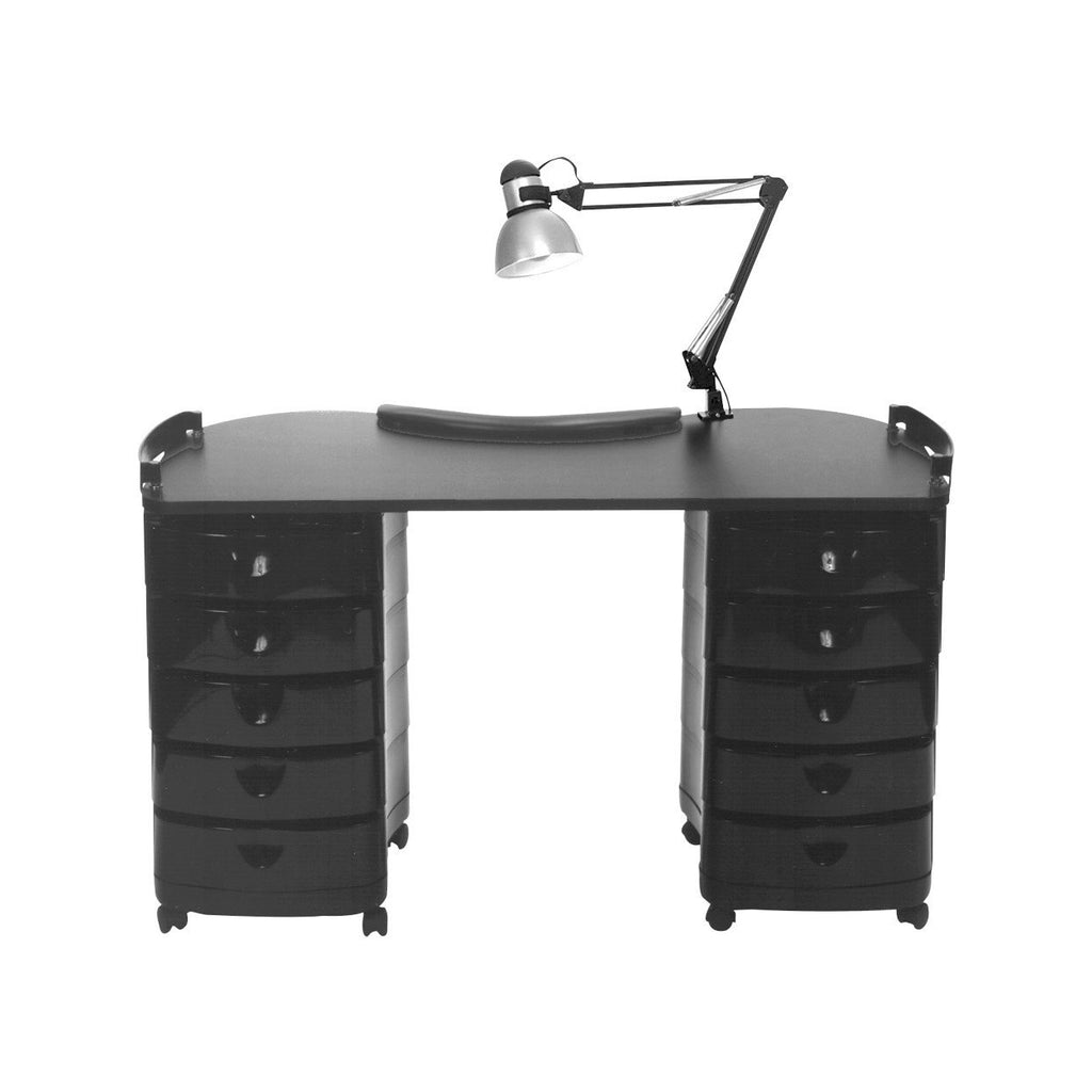Zorro Dolly Manicure Table Pibbs - Manicure Tables