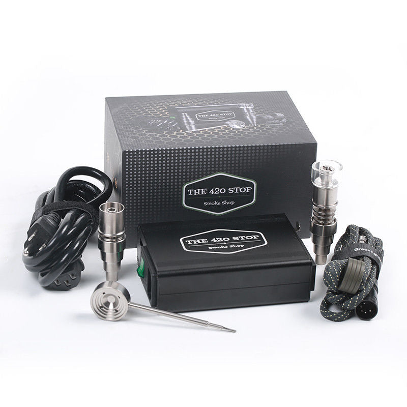 Enail Dab-Kit / Dab Rigs Portable And Desktop