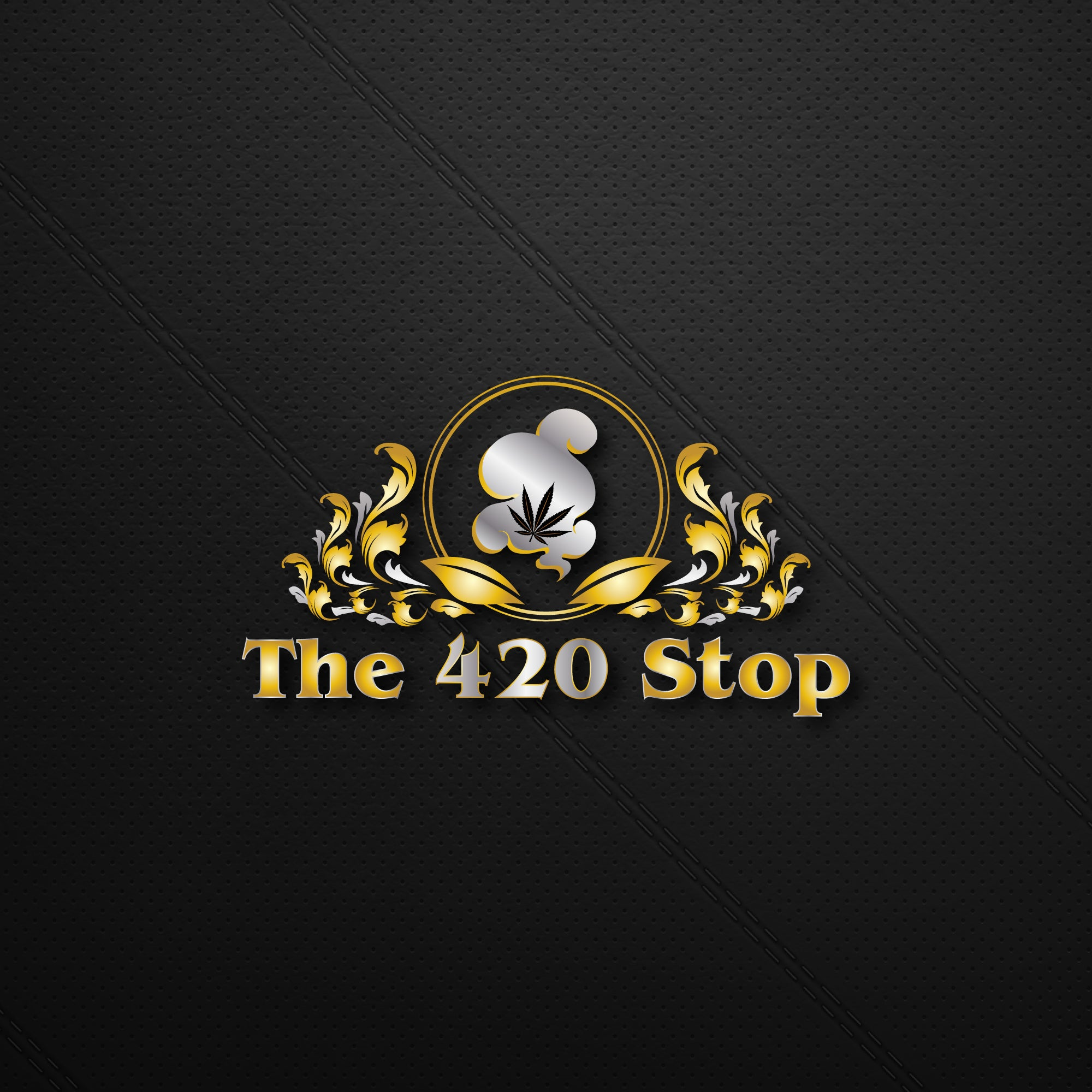 The 420 Stop Logo T42S