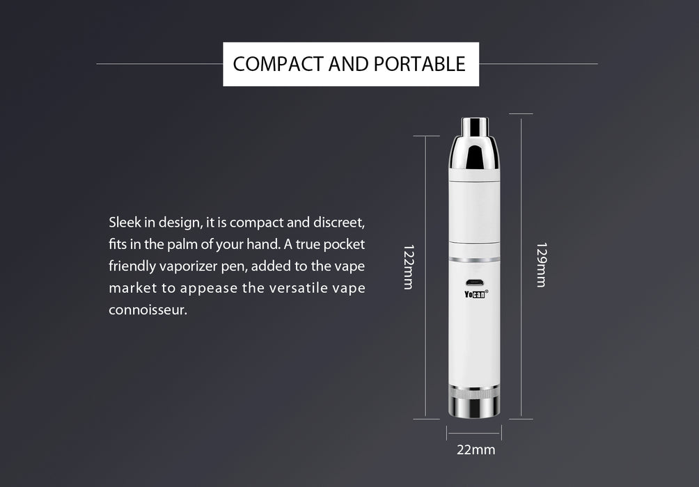 yocan loaded dab pen