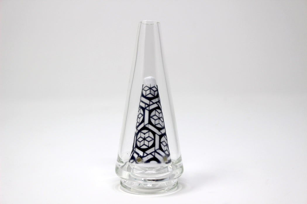 Puffco Peak Glass the 420 stop pattern