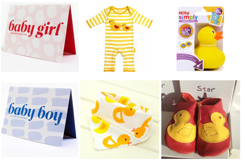 Great Gift Ideas for Newborn Babies