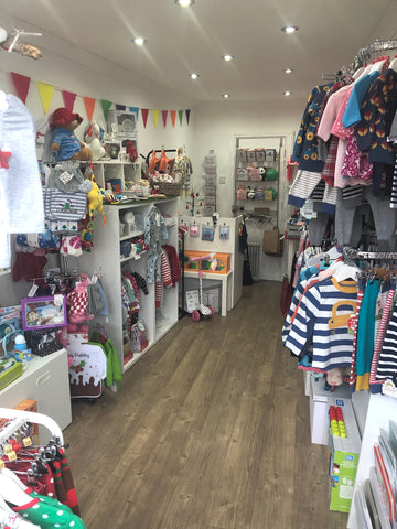 Cardiff baby and toddler gift shop boutique