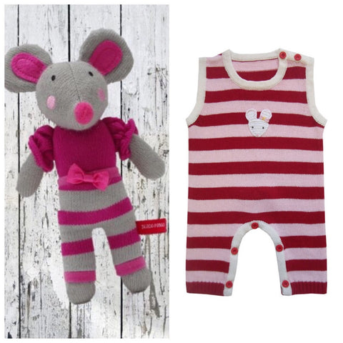 Mouse Newborn Baby Gift Set