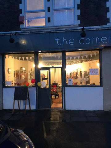 The Corner Pop Up Shop Cardiff