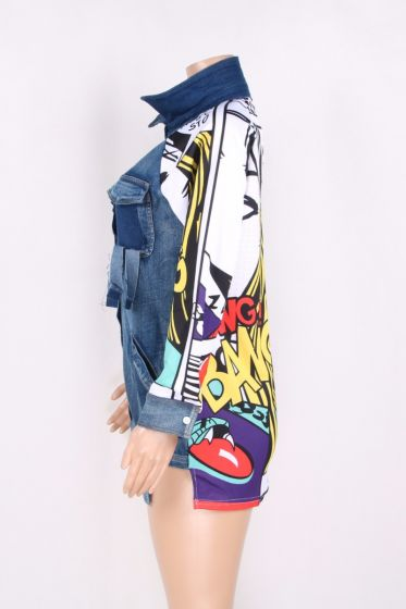 Comic Strip Jacket