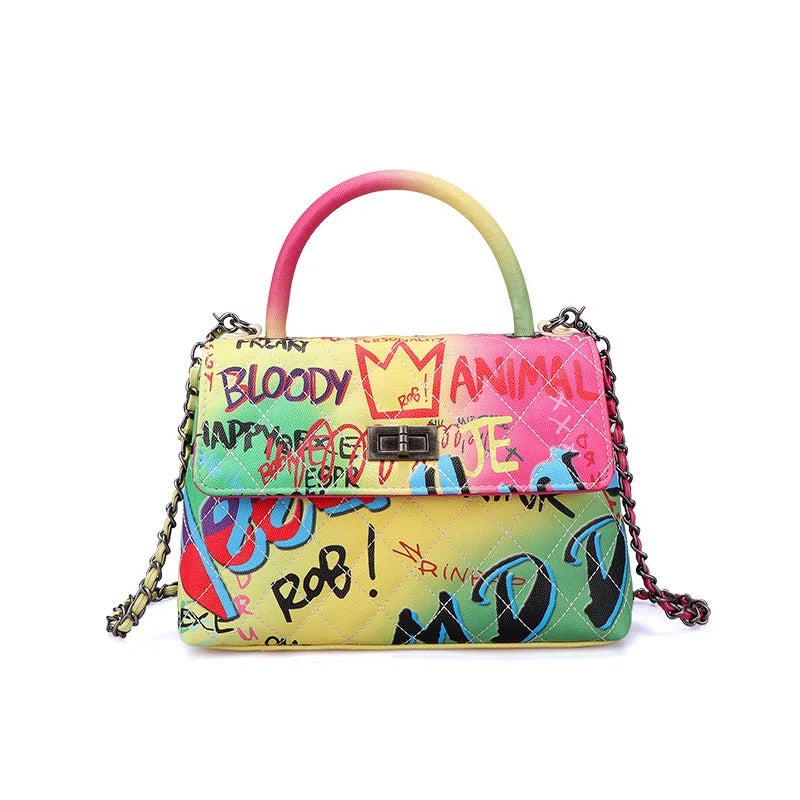Princess Graffiti Handbag 2.0
