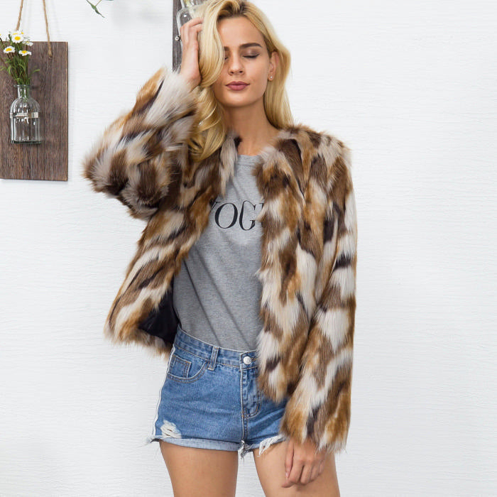 Fur Real Coat