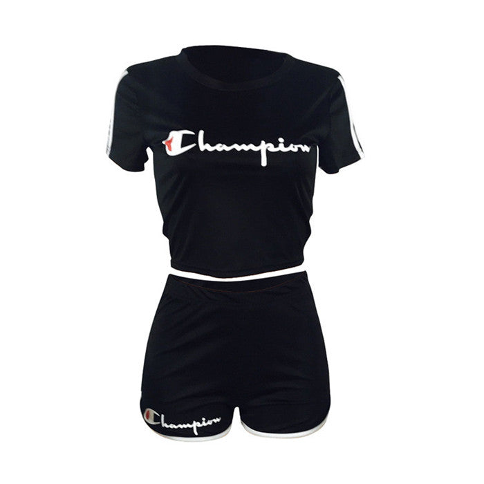 Champ Short Set