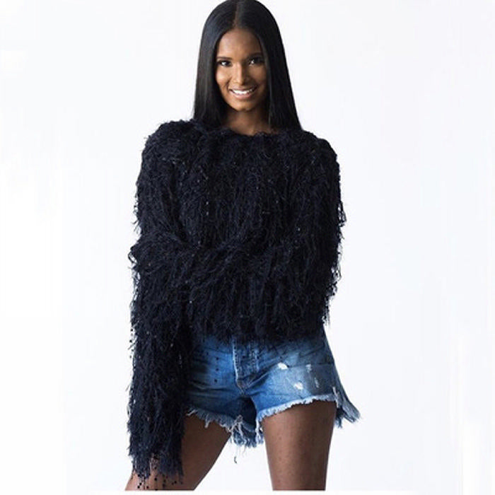 Kennedy Cropped Sweater