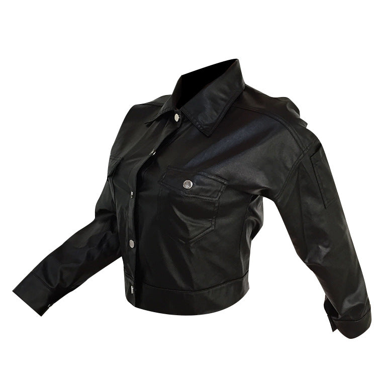 Dina Leather Jacket