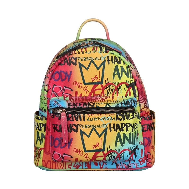 Princess Graffiti Backpack