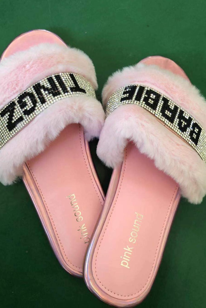 Barbie Tingz Sandals