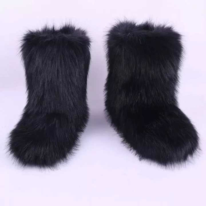 Fluff Boots - Preorder
