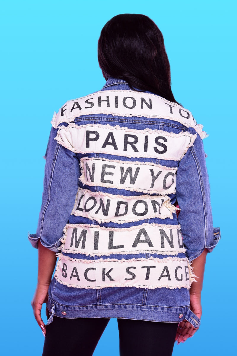 City Girl Jacket