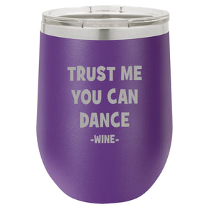 Dance Wine 12 oz Wine Mug - Driftless Studios