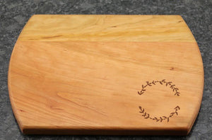 Personalized Cutting Board - Names, Address & Date - Driftless Studios