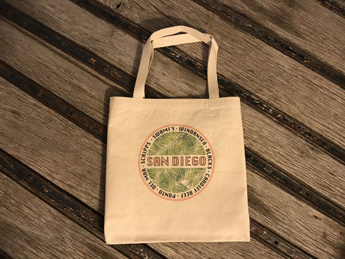 San Diego Local Tote
