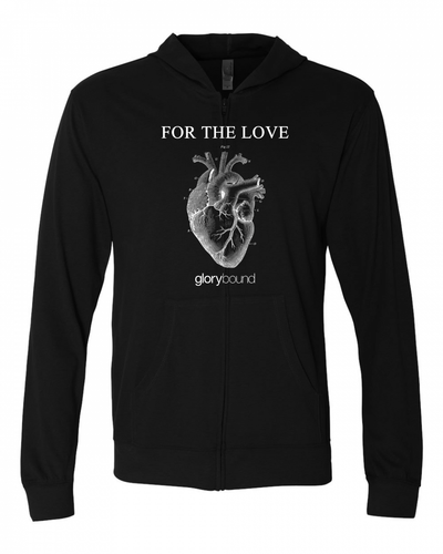 For The Love - Hoodie