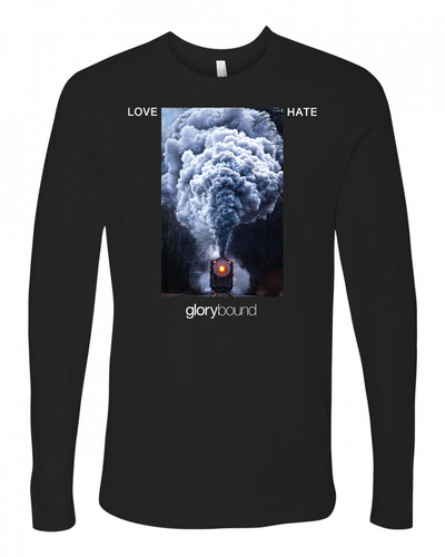 Love Hate - Long Sleeve