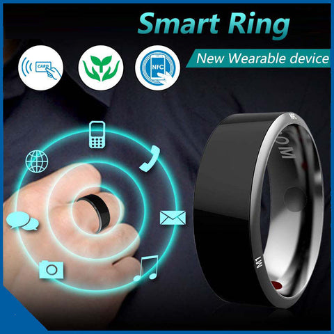 Wearable Smart Ring