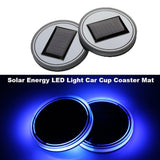 LED Car Cup Holder