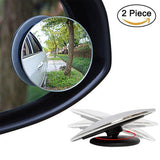 360 Degree Blind Spot HD Mirro