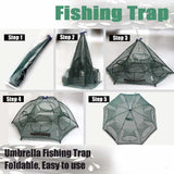 The magic fishing trap