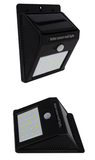 SUPER BRIGHT SOLAR SECURITY LIGHTING