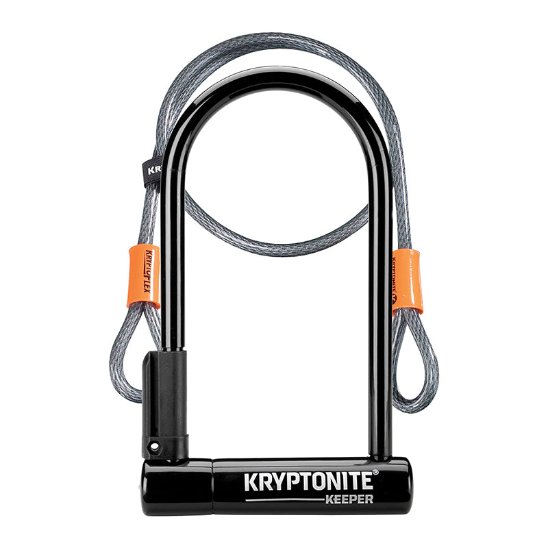Keeper 12 w/ 4' Kryptoflex Cable
