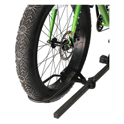 Hollywood Racks+Sport Rider Fat Bike Wheel Holder - Electric Bikes