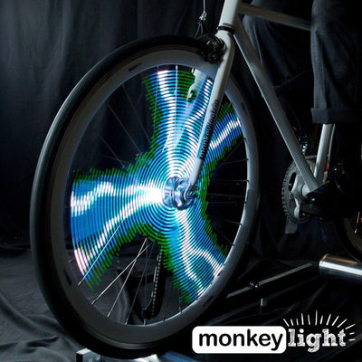 Monkey Lights - M210 - Electric Cycling House