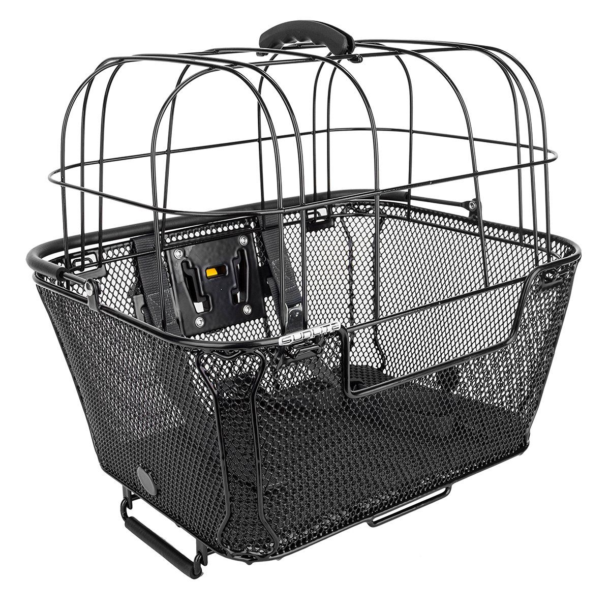 RackTop/Handlebar Pet Friendly QR Basket