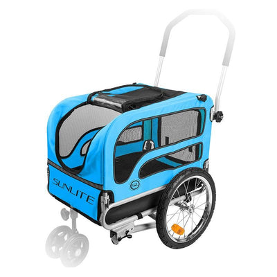 Pet Trailer - Electric Cycling House