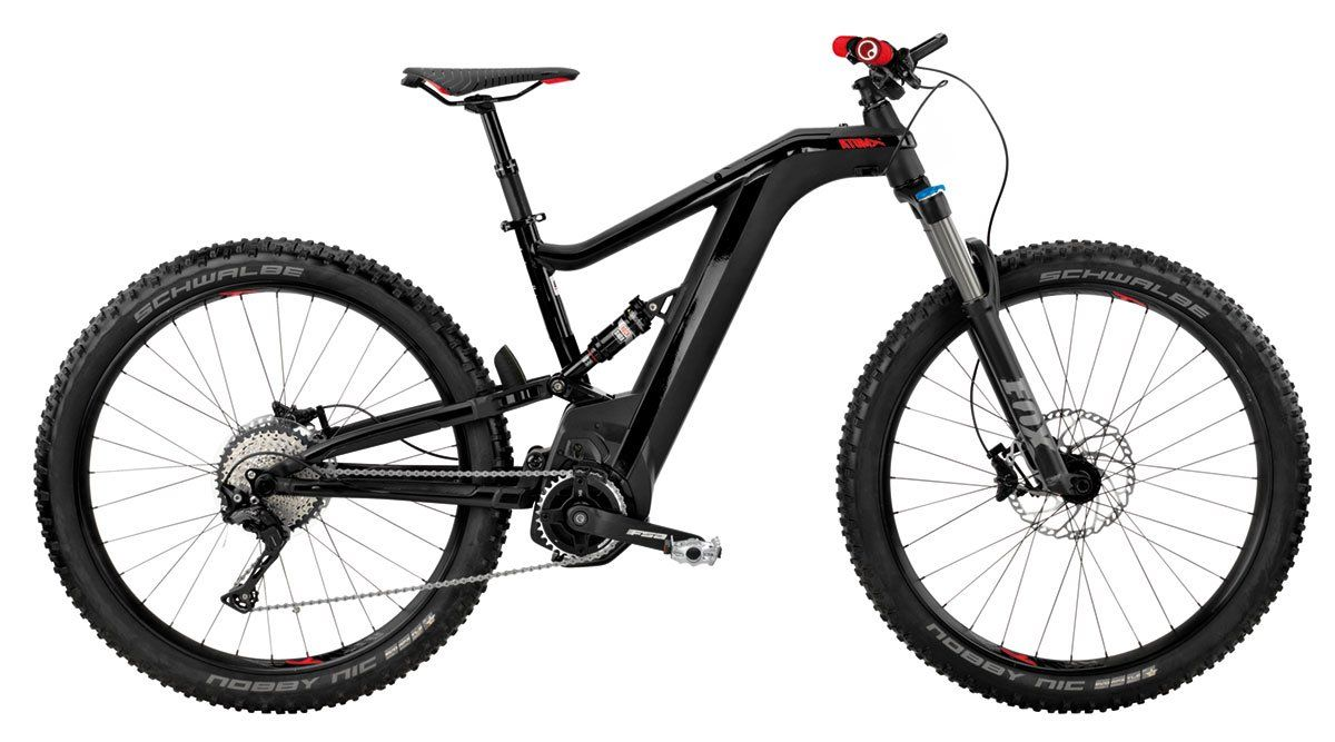 ATOM X LYNX 5 27.5 + PRO - Electric Cycling House