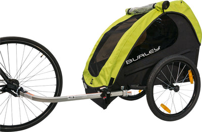 Burley+Burley Minnow Child Trailer - Electric Bikes