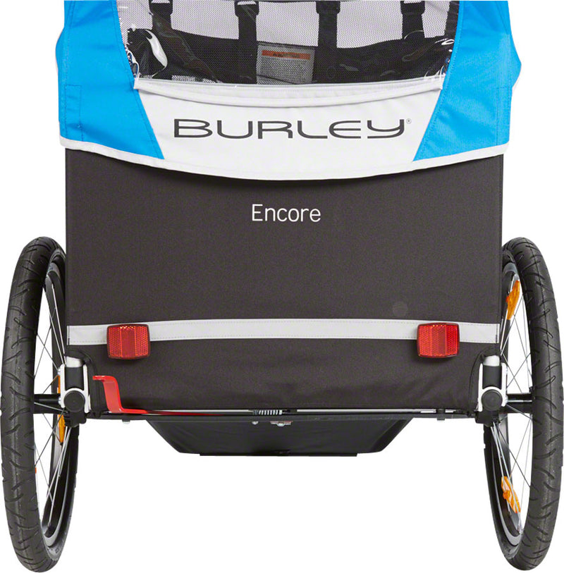 Burley Encore Child Trailer - Electric Cycling House
