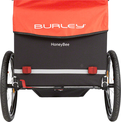 Burley+Burley Honey Bee Child Trailer - Electric Bikes