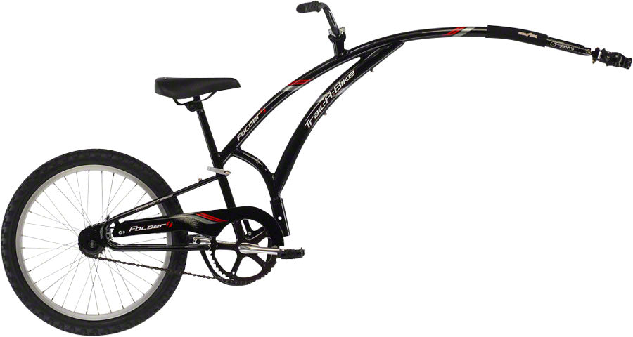 Adams Trail A Bike Folder One Child Trailer - Electric Cycling House