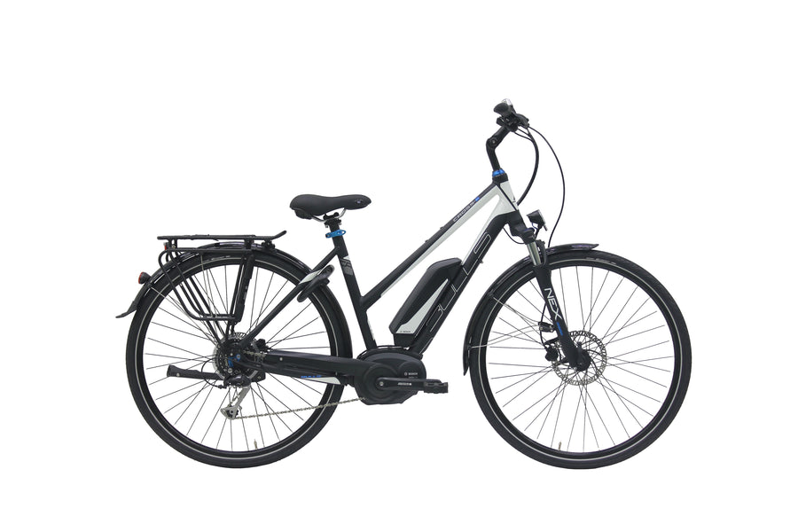 BULLS eBIKE+CROSS E STEP-THRU 2018 - Electric Bikes