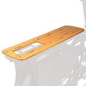Yuba+Bamboo Deck Spicy Curry & Boda Boda - Electric Bikes
