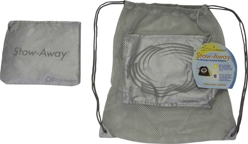 Stow-Away Packable Backpack - Electric Cycling House